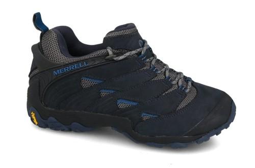נעלי טיולים מירל לגברים Merrell  Chameleon 7 - כחול