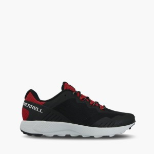 נעליים מירל לגברים Merrell  Fluxion - שחור/אדום