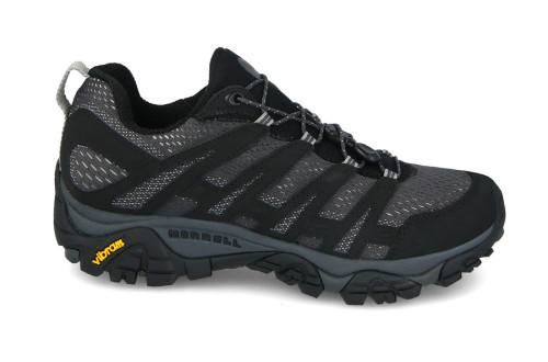 נעלי טיולים מירל לגברים Merrell  Moab 2 E-Mesh - שחור