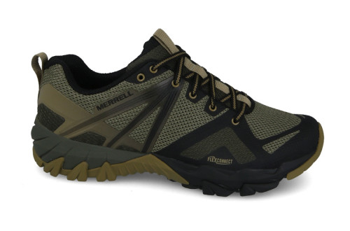 נעלי טיולים מירל לגברים Merrell  Mqm Flex - ירוק