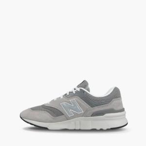 נעליים ניו באלאנס לגברים New Balance CM997 - אפור
