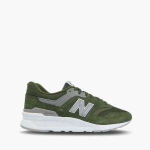 נעליים ניו באלאנס לגברים New Balance CM997 - ירוק