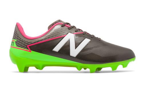 נעליים ניו באלאנס לגברים New Balance FURON 3.0 FG - שחור/ירוק