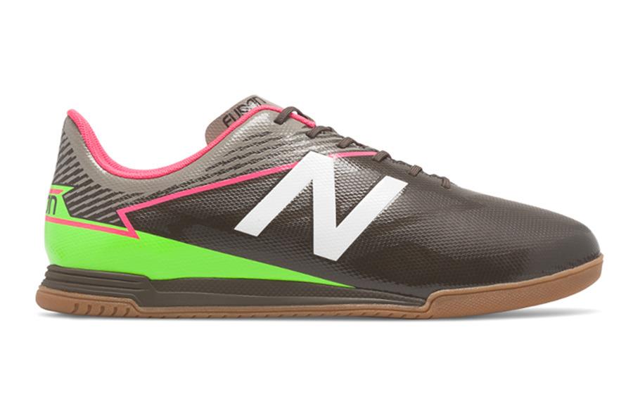 נעליים ניו באלאנס לגברים New Balance FURON 3.0 IN - שחור/ירוק