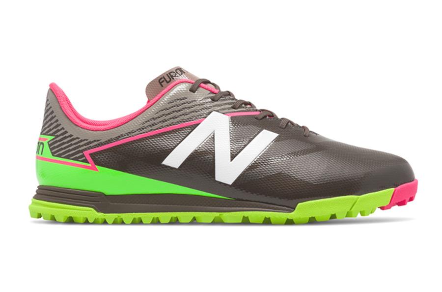 נעליים ניו באלאנס לגברים New Balance FURON 3.0 TF - שחור/ירוק