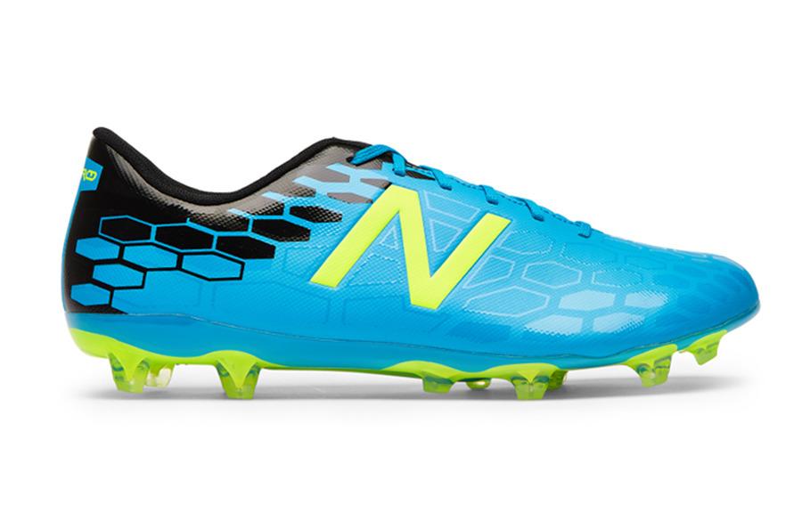 נעליים ניו באלאנס לגברים New Balance VISARO 2.0 CONTROL FG - תכלת