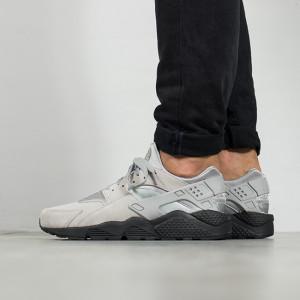 נעליים נייק לגברים Nike Air Huarache Run - אפור