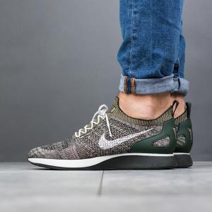 נעליים נייק לגברים Nike Air Zoom Mariah Flyknit Racer - ירוק