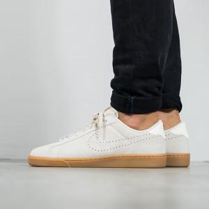 נעליים נייק לגברים Nike Tennis Classic Cs Suede - לבן