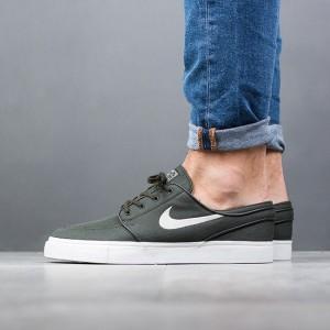 נעליים נייק לגברים Nike Zoom Stefan Janoski - ירוק