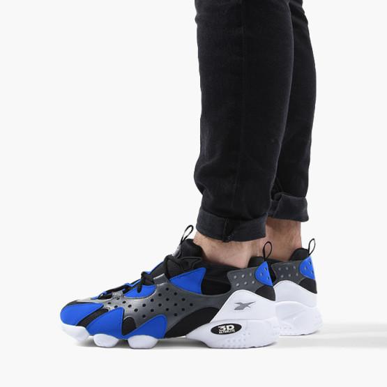 נעליים ריבוק לגברים Reebok 3D Opus OP. 98 - אפור/כחול