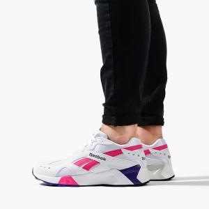 נעליים ריבוק לגברים Reebok Aztrek - אפור/ורוד