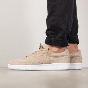 נעליים ריבוק לגברים Reebok Club C 85 LST Neutrals Pack - חום בהיר