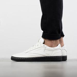 נעליים ריבוק לגברים Reebok Club C 85 Negative Pack - לבן/שחור