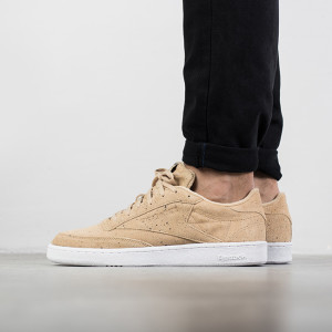 נעליים ריבוק לגברים Reebok Club C 85 Ss - חום