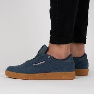 נעליים ריבוק לגברים Reebok Club C 85 - כחול