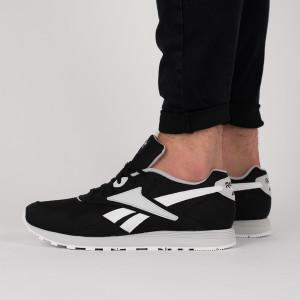 נעליים ריבוק לגברים Reebok Rapide MU - שחור/לבן