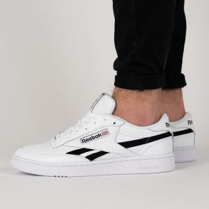 נעליים ריבוק לגברים Reebok Revenge Plus MU - לבן