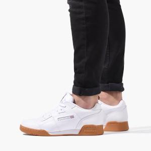 נעליים ריבוק לגברים Reebok Workout Plus - לבן