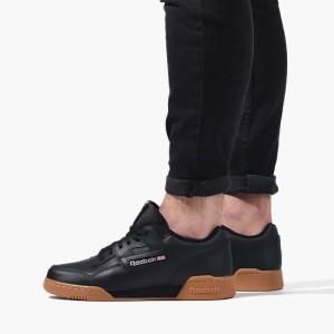 נעליים ריבוק לגברים Reebok Workout Plus - שחור
