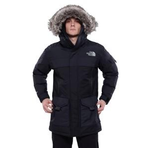בגדי חורף דה נורת פיס לגברים The North Face Mc Murdo 2 - שחור