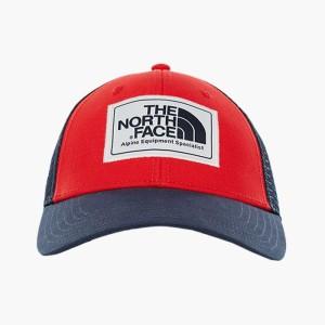 אביזרי ביגוד דה נורת פיס לגברים The North Face Mudder Trucker - אדום