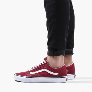 נעליים ואנס לגברים Vans Old Skool - אדום