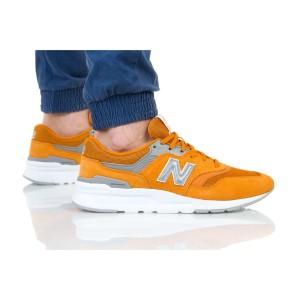 נעליים ניו באלאנס לגברים New Balance CM997 - כתום