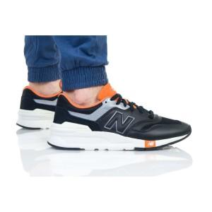 נעליים ניו באלאנס לגברים New Balance CM997 - שחור/כתום