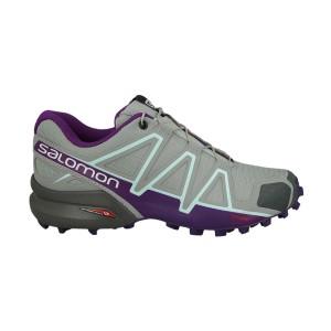 נעלי טיולים סלומון לנשים Salomon Speedcross 4 - סגול