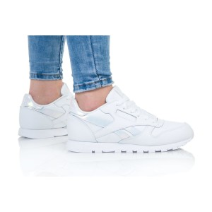 נעליים ריבוק לנשים Reebok Classic Leather - לבן מלא
