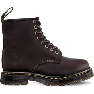 מגפיים דר מרטינס  לנשים DR Martens 1460  WINTERGRIP COCOA SNOWPLOW WP SNOWPLOW WP - חום כהה