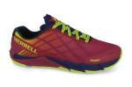 נעליים מירל לגברים Merrell  Bare Access Flex - בורדו