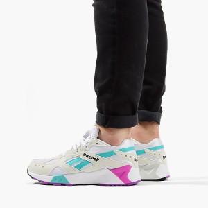נעליים ריבוק לגברים Reebok Aztrek - אפור/טורקיז