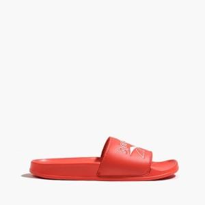 נעליים ריבוק לגברים Reebok Classic Slide - כתום