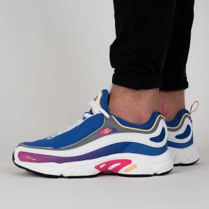 נעליים ריבוק לנשים Reebok Daytona DMX - כחול כהה/ורוד