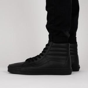 נעליים ואנס לנשים Vans Sk8-Hi Reissue - שחור מלא