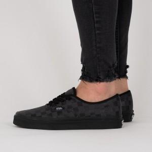 נעליים ואנס לנשים Vans Ua Authentic - אפור/שחור