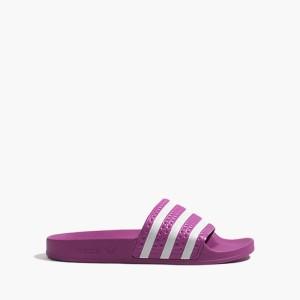 כפכפים Adidas Originals לנשים Adidas Originals Adilette W - סגול