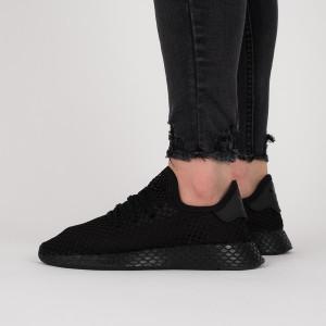 נעליים Adidas Originals לנשים Adidas Originals Deerupt Runner J - שחור