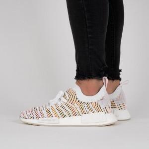נעליים Adidas Originals לנשים Adidas Originals NMD_R1 Stlt Primeknit W - כתום