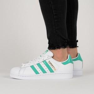נעליים Adidas Originals לנשים Adidas Originals Superstar - לבן