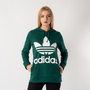 ביגוד Adidas Originals לנשים Adidas Originals Trefoil - ירוק