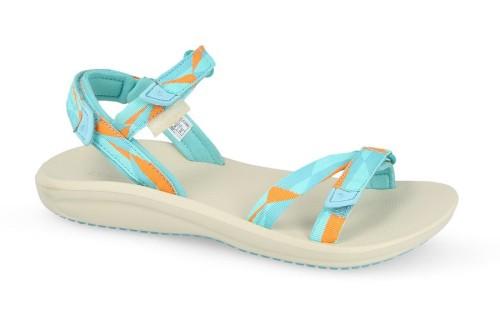 נעליים קולומביה לנשים Columbia Big Water - כחול/כתום