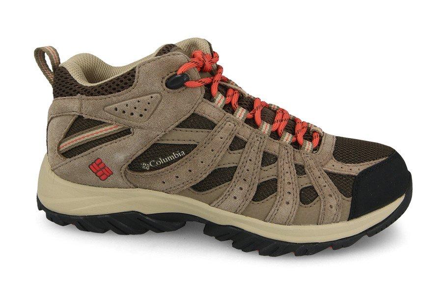 נעלי טיולים קולומביה לנשים Columbia Canyon Point - חום בהיר