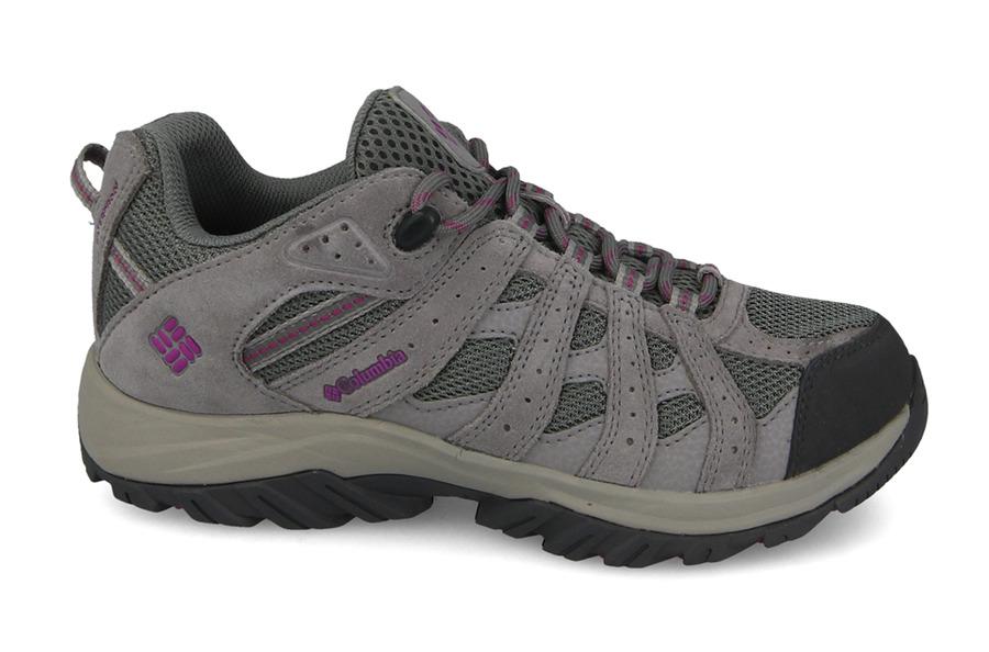 נעלי טיולים קולומביה לנשים Columbia Canyon Point - אפור