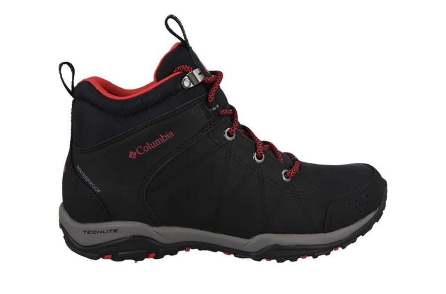 נעליים קולומביה לנשים Columbia FIRE VENTURE - שחור