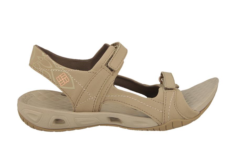 נעליים קולומביה לנשים Columbia SUNLIGHT VENT - בז'