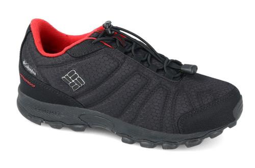 נעלי טיולים קולומביה לנשים Columbia YOUTH FIRECAMP - שחור