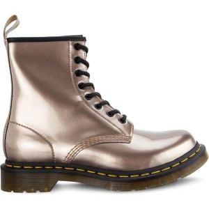 מגפיים דר מרטינס  לנשים DR Martens 1460 Vegan Chrome - ברונזה
